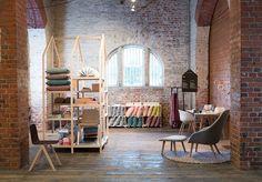Launch & Shop store by Finnish Design Shop in Katajanokka, Helsinki. Photo by Ville Malja.