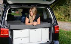 Schlafen im Auto: So wird der Pkw zum Mini-Wohnmobil - Bild 9 - SPIEGEL ONLINE - Auto