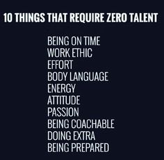 We are all capable of doing these 10 things ~ inspiration . truth