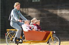 Dutch bakfiets!