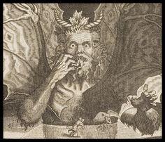 satan's 3 mouths