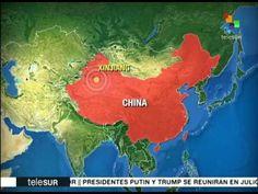 Explosión de planta química en China deja 2 muertos y 8 heridos
