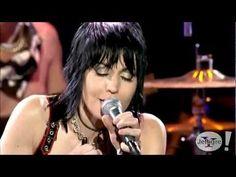 ▶ Joan Jett - Crimson & Clover / I Hate Myself ( Live ) - YouTube