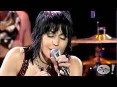 ▶ Joan Jett - Crimson & Clover / I Hate Myself ( Live ) - YouTube
