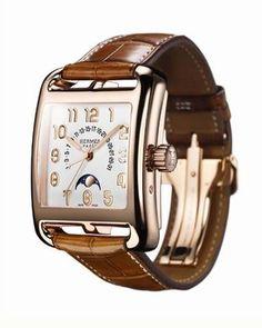 Montre Cape Cod Hermès Hermes Montre, Hermes Femme, Bijoux Hermes, Maison  Hermes, 9c389d1a3ba