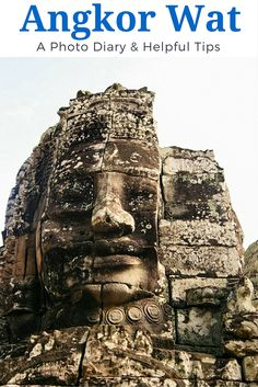 Planning a trip to see Angkor Wat in Cambodia? I shared a photo diary from when I was in Siem Reap to visit the temples during my round the world trip as well as some helpful tips.