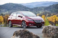 """To Nissan LEAF οδηγεί την παγκόσμια """"κούρσα"""""""