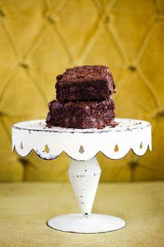 Brownies, vegan | Zeit: 35 Min. | http://eatsmarter.de/rezepte/brownies-vegan