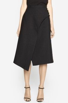 Camilla and Marc Vertical Skirt Crop
