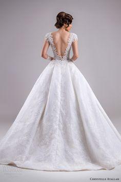 Chrystelle Atallah Spring 2015 Wedding Dresses — Jeanette Bridal Collection | Wedding Inspirasi------ Wow