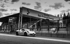 Alfa Romeo 4C Yanas Meccanica