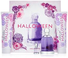 Introducing Halloween by J Del Pozo for Women  4 Pc Gift Set 34oz EDT Spray 5oz Fruit Body Lotion 5oz Shower Gel Bubbles 015oz EDT Splash. Great Product and follow us to get more updates!