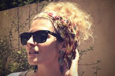 18 Updos for Curly-Haired Girls | Brit + Co