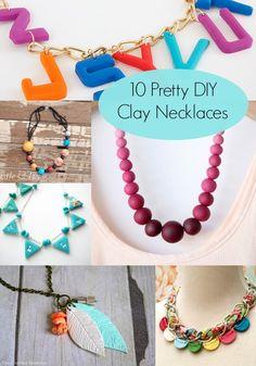 Clay Crafts 10 Prett