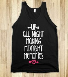 #upallnight #midnightmemories  Up All Night Making Midnight Memories. OH MY I WANT IT SO MUCH!