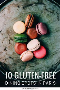 10 Gluten-Free Dining Spots In Paris