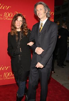 Patti Smith and Lenny Kaye Photos: Cartier 100th Anniversary in America Celebration - Red Carpet