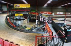 The 10 Coolest Go-Kart Tracks in the World