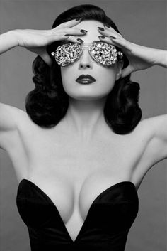 Dita, is that you?