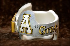 Appalachian State University Cranial band DOC band  https://www.facebook.com/pages/Cranial-BandsMurals-by-Leigh-Gibson/153150921414230?ref=hl