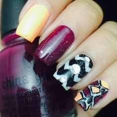 cute nail art for ideas for 2016 - style you 7