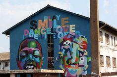 More Harare Street Art