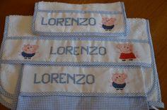 Set asilo Lorenzo con Peppa Pig