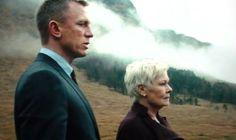 Daniel Craig, Judy Dench