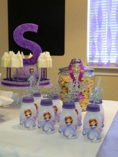 Sofia the First Birthday Party Ideas | Photo 11 of 23 | Catch My Party