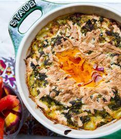 Vegan Sauerkraut Spinach Dip