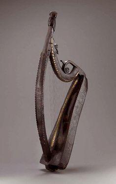 ~ Skywen ~ - Rare artwork on celtic harp