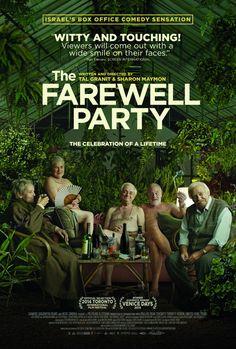 Tal Granit, Sharon Maymon (2014) Mita Tova (The Farewell Party)   M195