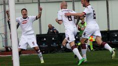 06.04.2014 Catania-Torino 1-2