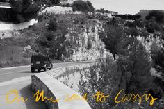 On the road to #Cassis #TresorParisien #Photography #onlocation