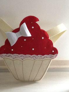 Portapigiama cupcake