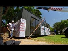 Adam, Jason and Pete build a home for less than $50,000 - YouTube