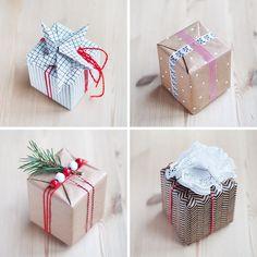 4 paketointi-ideaa