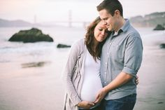www.knw.io knw photography: China Beach maternity session, San Francisco maternity photographer