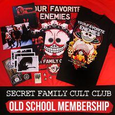 The latest elements for Your Favorite Enemies Fan Club package! Enemies, Old School, Your Favorite, Fan, Club, Hand Fan, Fans
