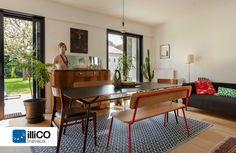 Surface Habitable, Corner Desk, Dining Table, Furniture, Home Decor, Corner Table, Decoration Home, Room Decor, Dinner Table