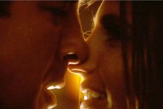castle and beckett <3 love the look in her eyes.