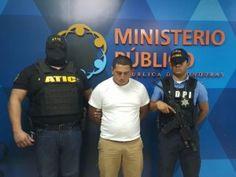 DPI captura a policía de tránsito presunto violador de ocho niños