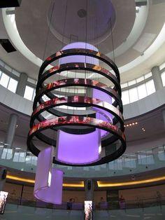 Dubai Mall  Illustration   Description   Dubai Mall Multimedia Above Fashion Catwalk     – Read More –