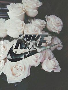 Nike floral