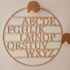 Mine Wood deco Alphabet, Wood, Frame, Home Decor, Picture Frame, Decoration Home, Woodwind Instrument, Room Decor, Alpha Bet