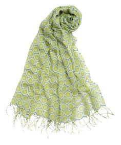 Look at this Pear Bobbin Scarf on #zulily today!