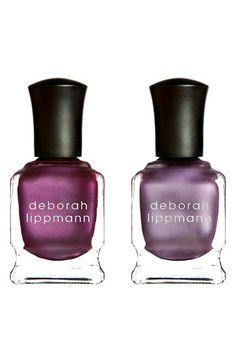 deborah lippmann steal my kisses magnetic wave design set berry metal and love is a battlefield