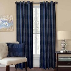 FREE SHIPPING AVAILABLE! Buy Homewear Chevron Grommet-Top Curtain Panel at JCPenney.com today and enjoy great savings. Available Online Only!
