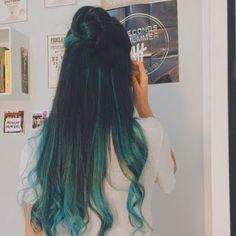 californianas azuis cabelo escuro - Pesquisa Google