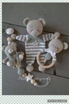 Crochet Bear Pattern-Crochet Rag Doll Bear Pattern-Amigurumi Bear-DIY Crochet To. - SßYß - Crochet Bear Pattern-Crochet Rag Doll Bear Pattern-Amigurumi Bear-DIY Crochet To. So wird man Stielwarzen los. Diy Crochet Toys, Crochet Teddy, Crochet Dolls, Crochet Projects, Crochet Bear Patterns, Amigurumi Doll, Stuffed Toys Patterns, Baby Knitting, Etsy